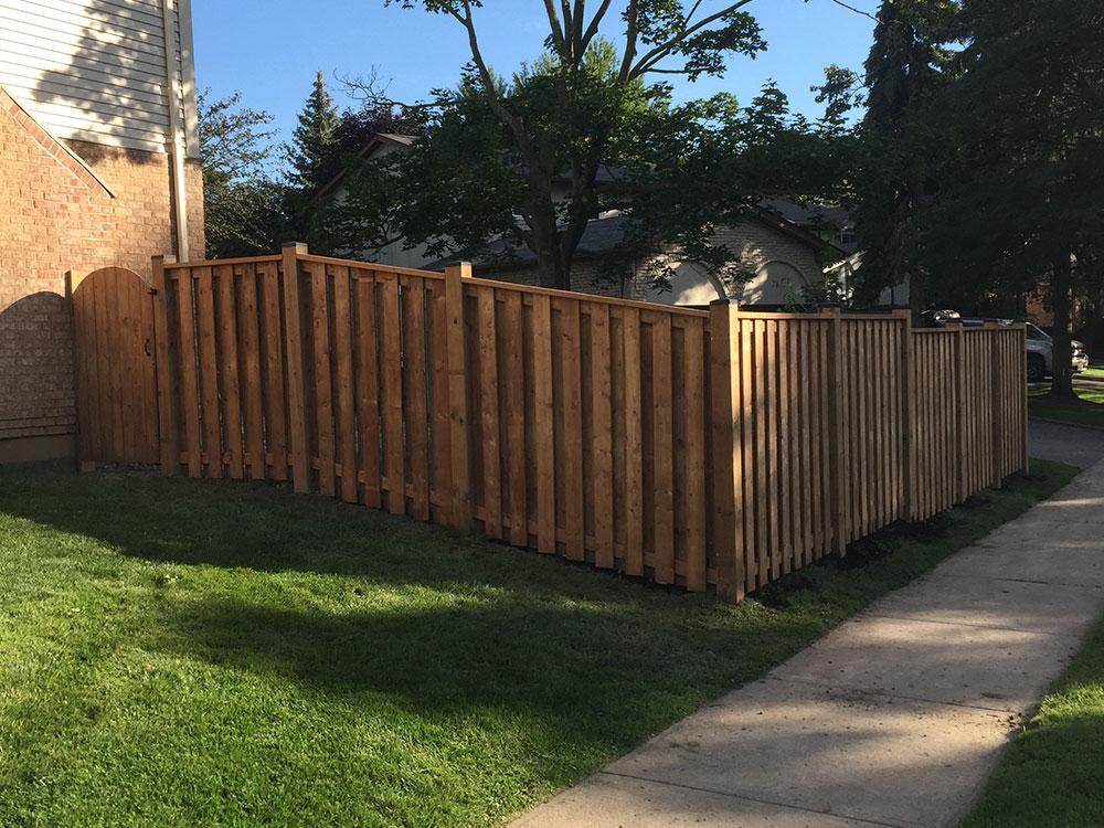 custom fence toronto