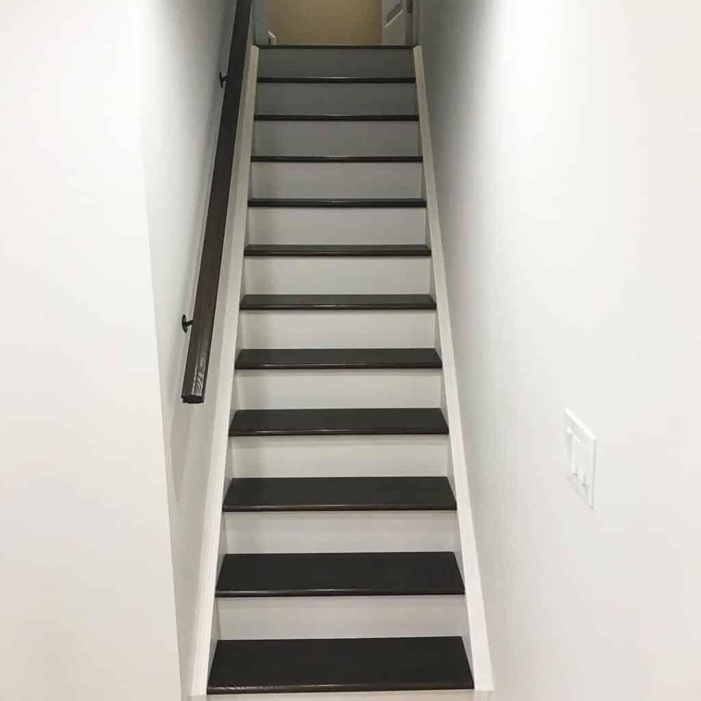 basement custom stairs toronto