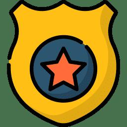 badge
