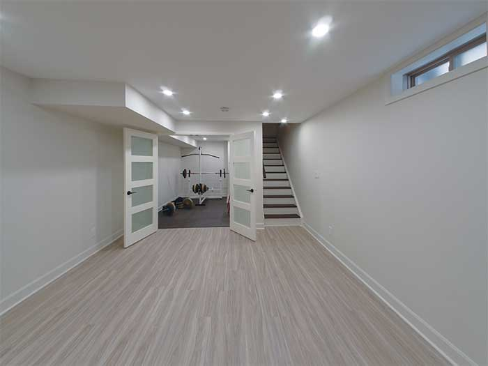 basement toronto