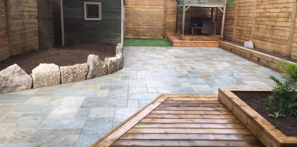 Interlock patio toronto