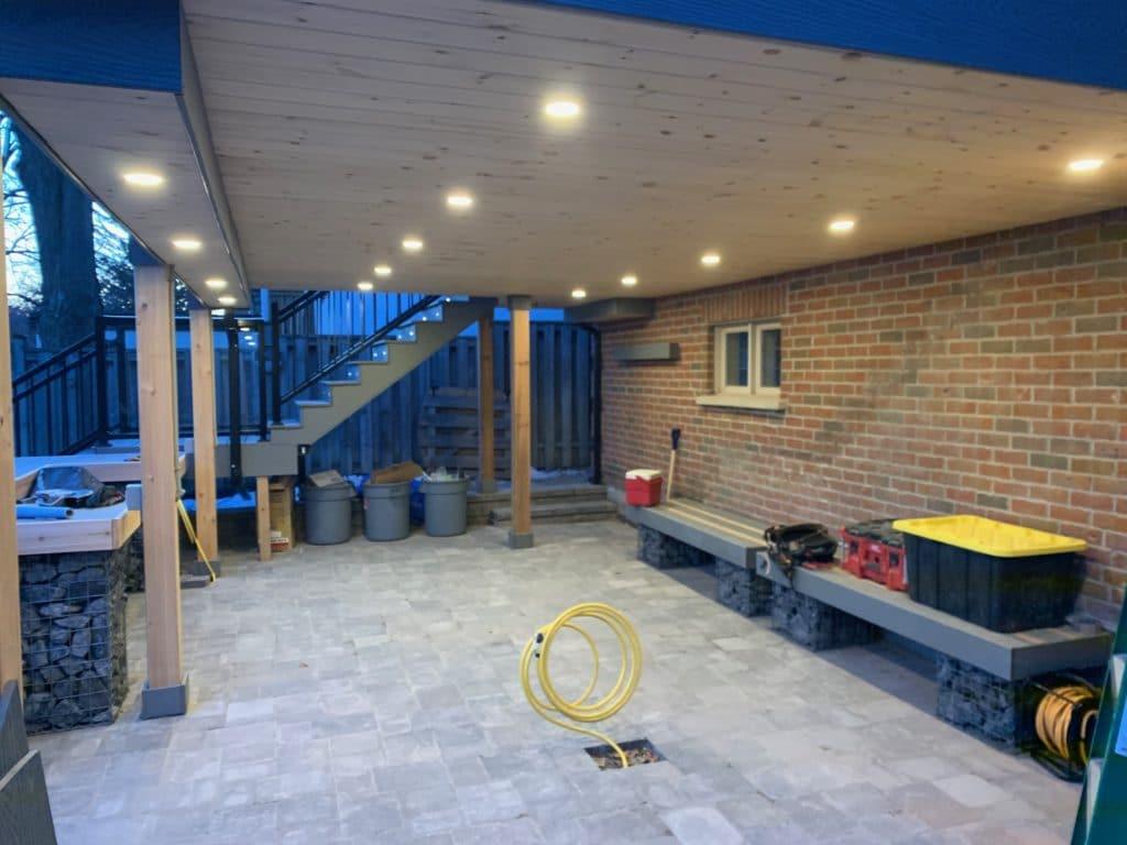 deck lighting gta