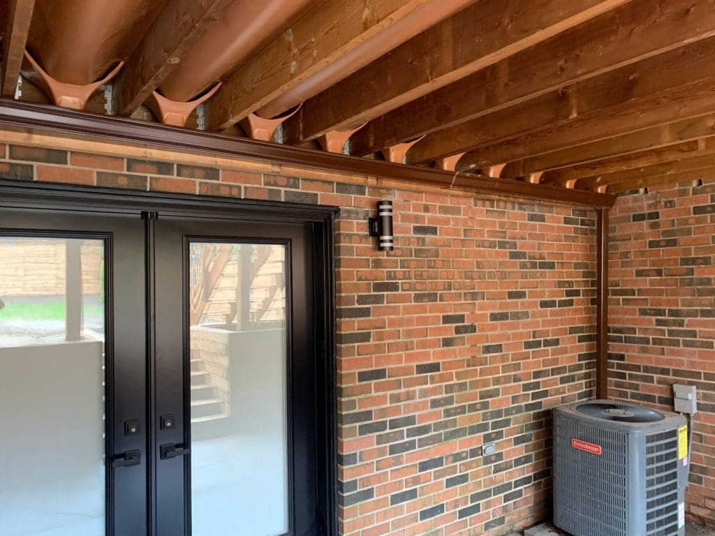 trex rainescape toronto by green side up contracting