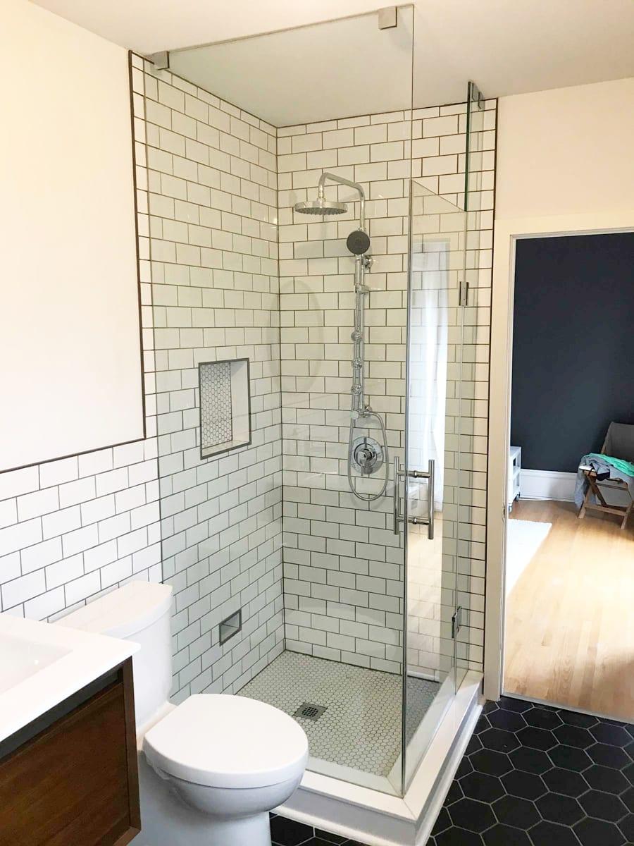 custom shower toronto