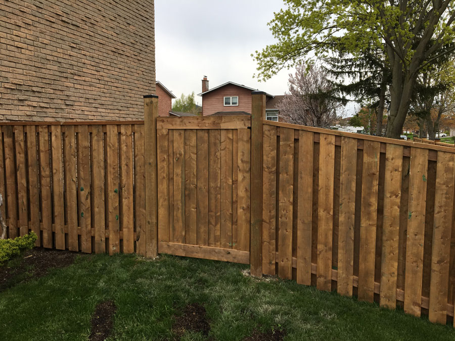 fence gate toronto