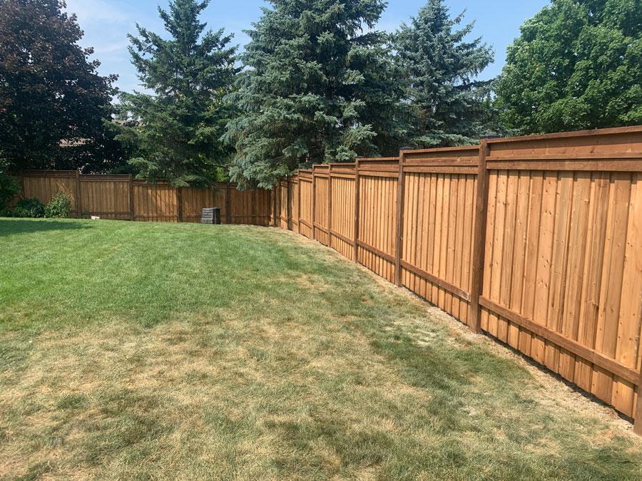 fence toronto