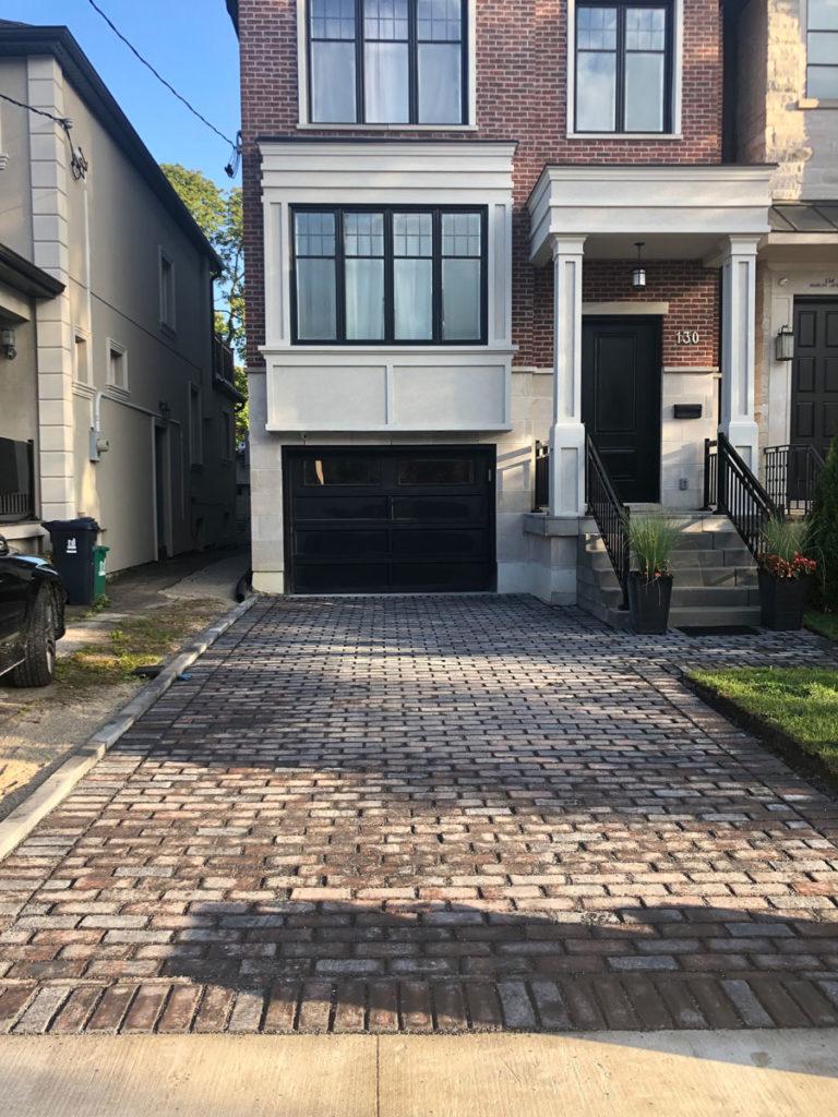 interlocking driveway toronto